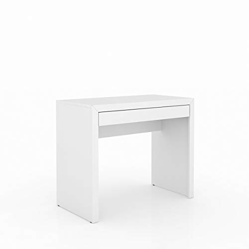 Mesa para computador ME4107 Tecno Mobili Branco