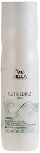 Nutricurls Shampoo Micelar 250ml - Wella Professionals
