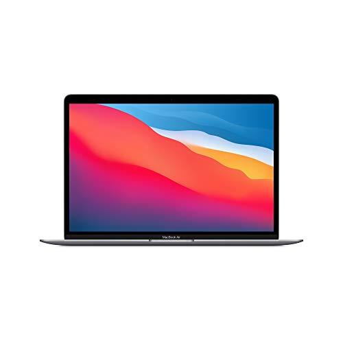 Apple MacBook Air 13.3', Chip M1, 8GB RAM, 256GB SSD - Space Gray