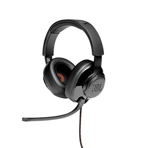 Headset Gamer JBL Quantum 300 - Preto