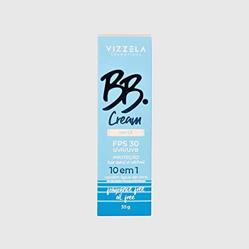BB Cream Vizzela FPS30 Cor 1,5