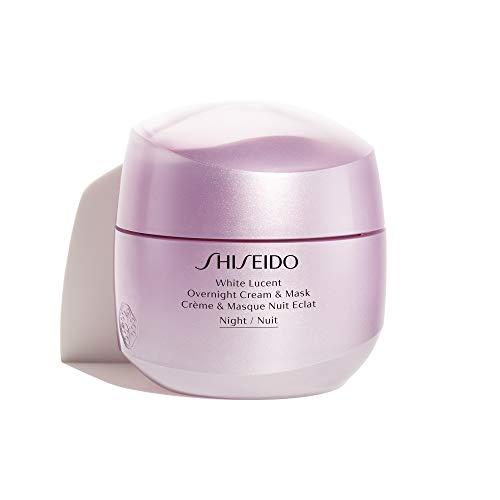 Creme Facial Antissinais Noturno Shiseido White Lucent Overnight com 75ml