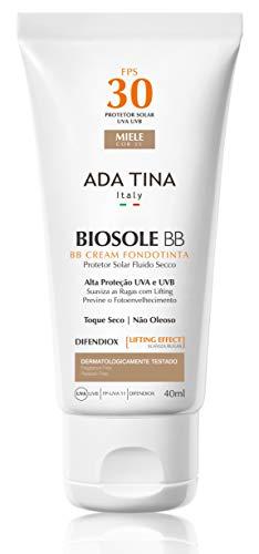 Protetor Solar Biosole BB Cream FPS 30 Miele, Ada Tina