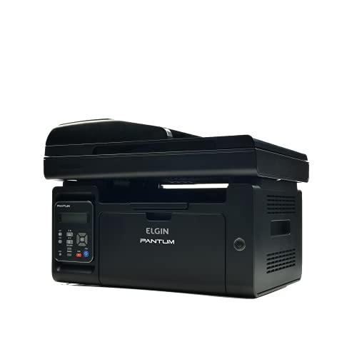 Multifuncional Laser, Elgin Pantum M6550NW, Preto
