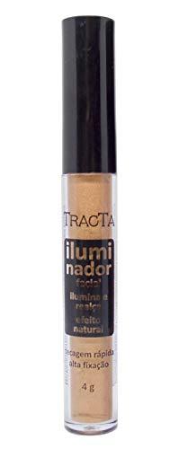 Iluminador Facial Cremoso, Tracta, Bronze/Cintilante