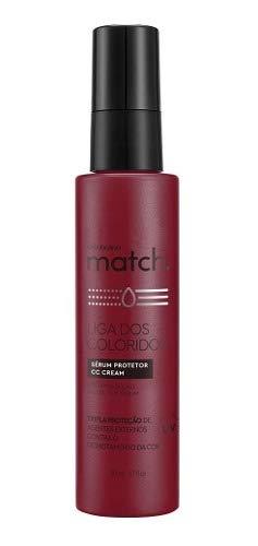Match Fluido Protetor Cc Cream Liga Dos Coloridos, 50ml