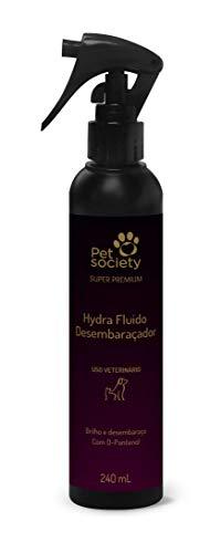 Pet Society Fluido Desembaraçador Super Premium 240ml Pet Society para Cães