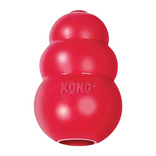Brinquedo Adestrador com Dispenser para Petisco Kong Classic Medium