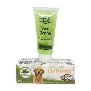 Creme dental Mais Dog Menta 60grs