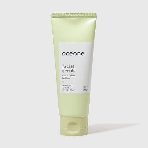 Facial Scrub - Esfoliante Facial./Unica, Océane