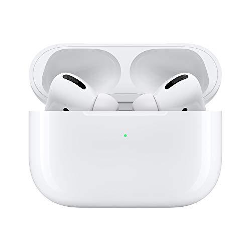 Fone de Ouvido sem Fio Apple AirPods Pro com Estojo de Carregamento Wireless - Branco