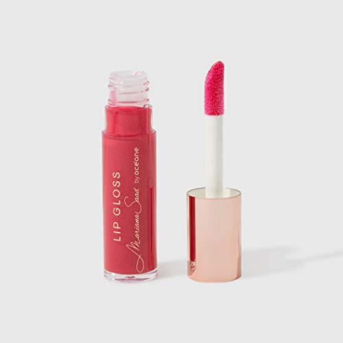 Lipgloss, Gloss Berry, Pink, By Mariana Saad, Océane, Océane