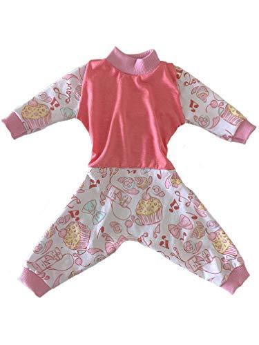Nitsa Milla Pijama Para Pet, P, Rosa