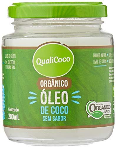 Oleo Coco sem Sabor 200ml Orgânico