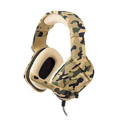 Headset Gamer Warrior Osborn Army P3 - PH336