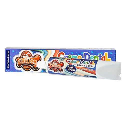 Creme Dental Catdog Tutti Frutti Catdog para Cães