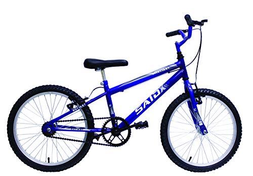 Bicicleta Aro 20 Infantil Masculino Saidx (Azul)
