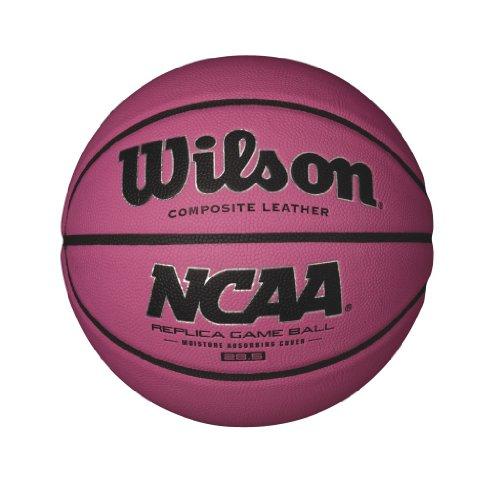 Bola Basquete Ncaa Replica 285 Pk, Wilson