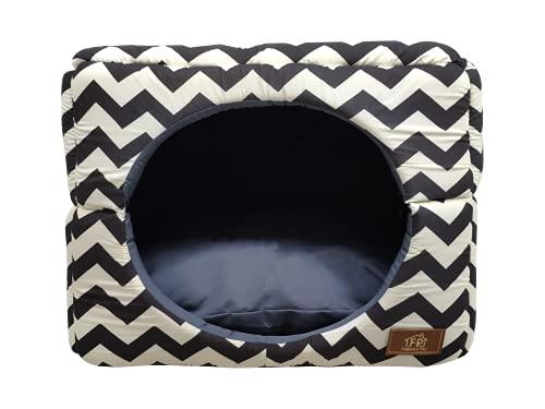 Cama Fábrica Pet para Cães, Grande, Cinza