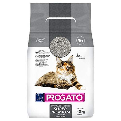 Granulado Higiênico Aglomerado Progato Super Premium