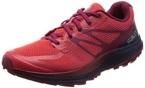 Tênis Trail Running Sense Escape, Salomon, Feminino, Laranja, 37