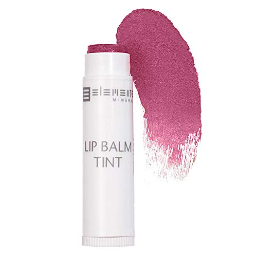 Hidratante Labial Elemento Mineral - Lip Balm Tint Merlot