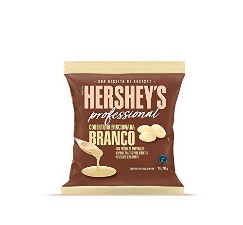 Cobertura Fracionada Sabor Chocolate Branco (Moeda) 1,01Kg