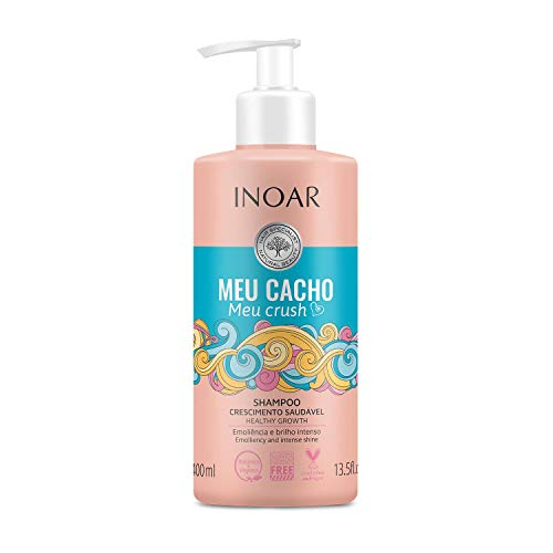 Inoar Shampoo Meu Cacho Meu Crush 400Ml, Inoar