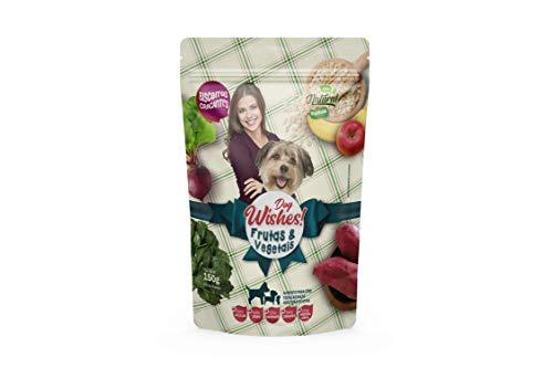 Dog Wishes - Biscoitos crocantes - Frutas & Vegetais 150g
