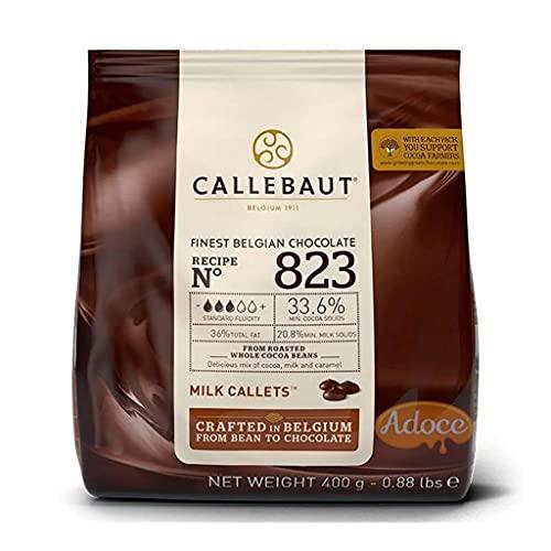 Gotas de Chocolate Ao Leite 33,6% Cacau 823 400g - Callebaut