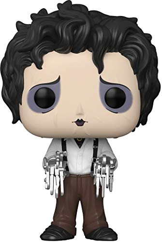 Funko Pop Edward Mãos de Tesoura 980