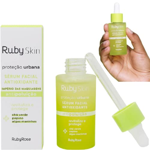 Rubyrose Hb415 Serum Facial Antioxidante 30Ml, Ruby Rose