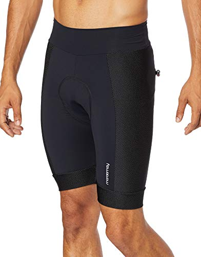 Márcio May Sports Bermuda De Ciclismo Masculina Elite Carbon, Preto, Pequeno