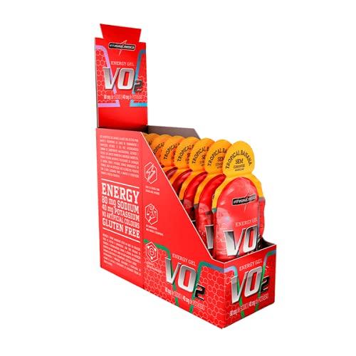 Vo2 Gel Banana 10 Unid, Integralmedica