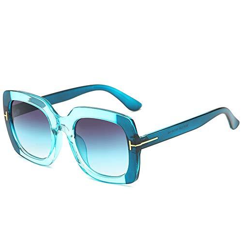 Óculos de Sol UV400 Lente de Proteção Duplo Cores - Anself