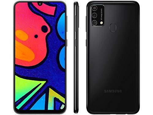 Smartphone Samsung Galaxy M21s 64GB, 4GB RAM, Tela Infinita de 6.4', Câmera Traseira Tripla, Android 10 e Processador Octa-Core - Preto