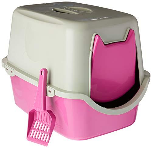 Durapets Toalete para Gatos, Rosa