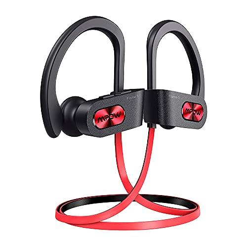 Fone de Ouvido Bluetooth Flame Mpow Vermelho