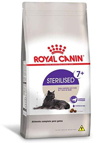 ROYAL CANIN CASTRADOS STERILISED 7+ 4KG