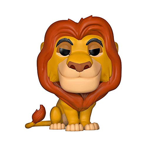 Funko Pop Disney Lion King Mufasa Nc Games Padrão