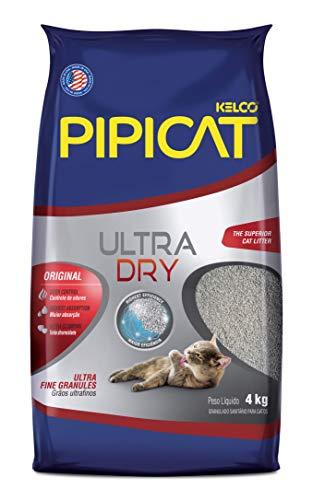Pipicat Granulado Sanitario Ultra Dry 4kg