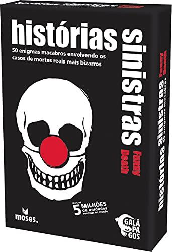 Histórias Sinistras: Mortes hilárias (Black Stories Funny Death)