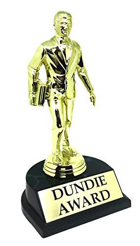 Troféu Dundie Award para o escritório, 7in