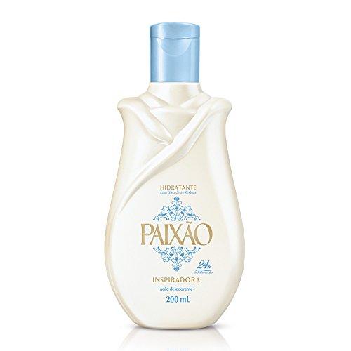 Hidratante Desodorante Corporal Inspiradora, Paixão, 200 ml