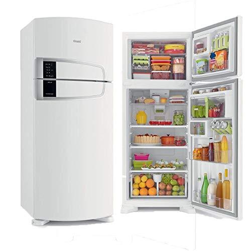 Geladeira Consul Frost Free Duplex 405 litros Branca com Filtro Bem Estar - 110V