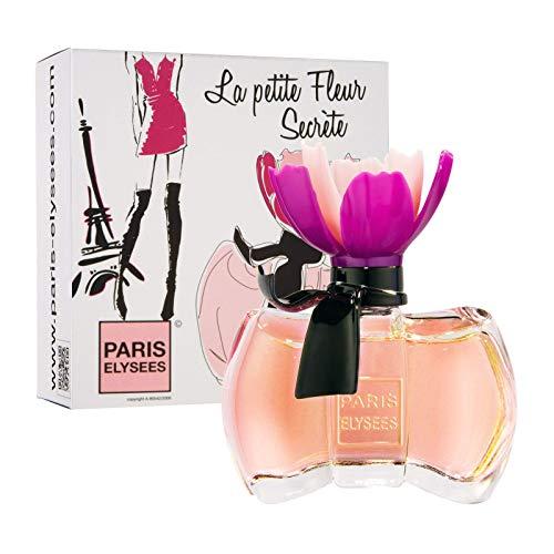Eau de Toilette La Petite Fleur Secrete, Paris Elysees, 100 ml