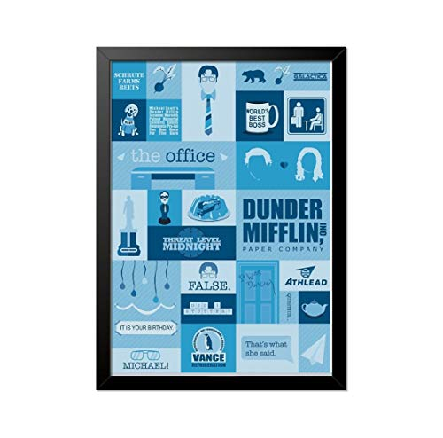 Quadro Poster The Office 33x23cm
