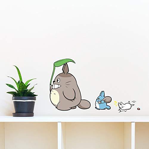 Adesivo de Parede Totoro Friends