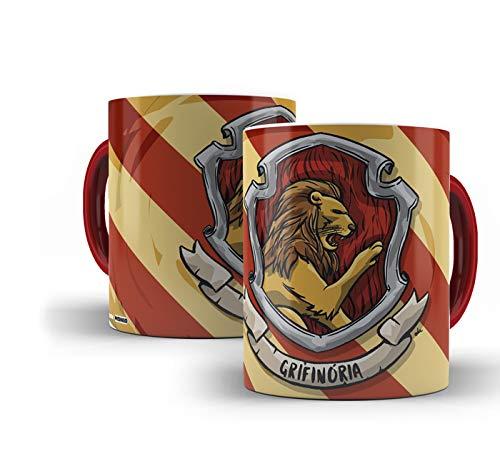 Caneca Grifinoria - Harry Potter