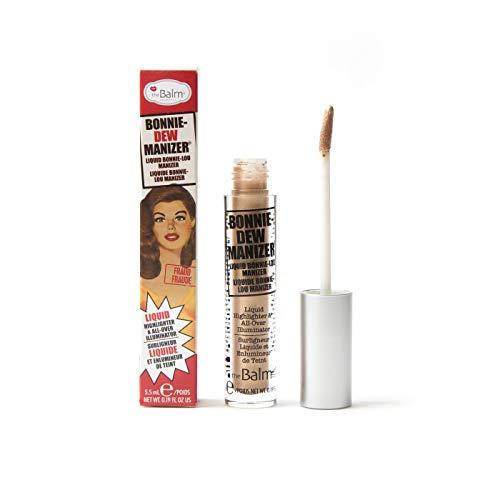 Manizer - Bonnie Dew, theBalm Cosmetics, Ouro Pêssego